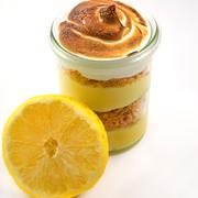 Image de Tarte au citron meringuée