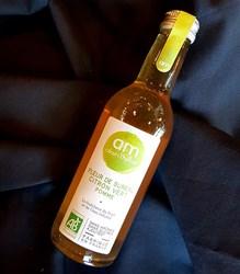 Image de Eau infusée Fleur de sureau, citron vert & pomme