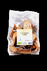 Image de Taosts de pain grillé bio 100Gr - Secrets de famille