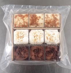 Image de plateau verrines sucrées