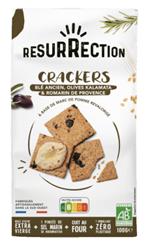 Image de Crackers blé olive & romaron - 100gr