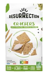 Image de Crackers épautre, fenouil & poivre - 100gr